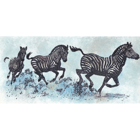 Running Zebras Small 1147K