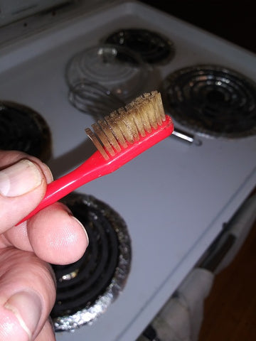 brushing the tiptoptemp