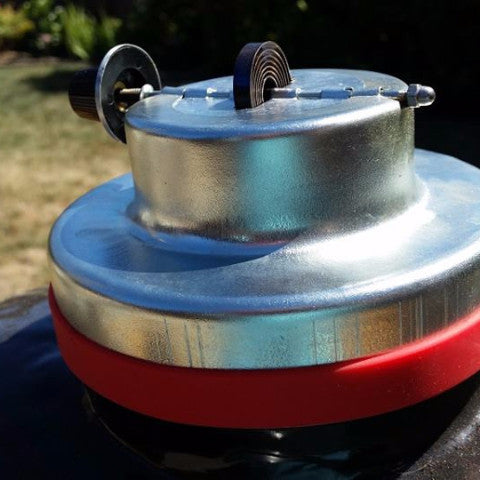TipTopTemp® | Attachable Grill Temperature Regulator