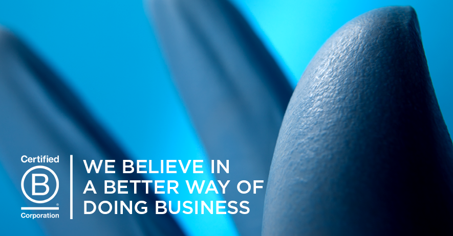 B Corp: We believe in a better way of doing business