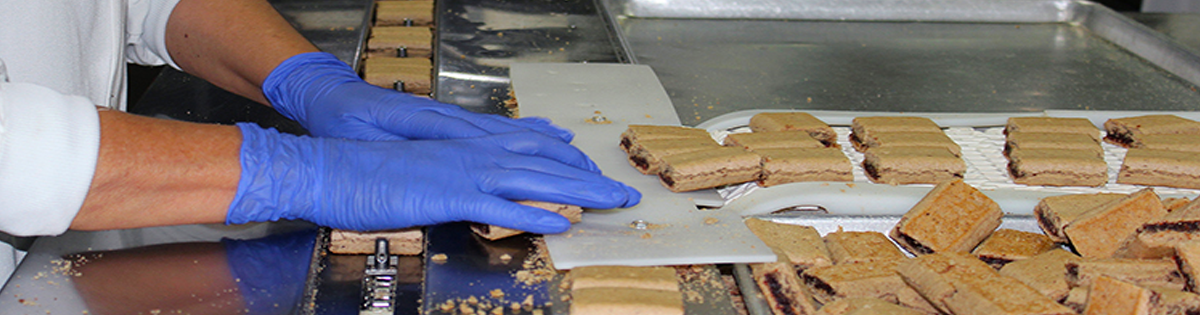 Sensitive Gloves used in factory
