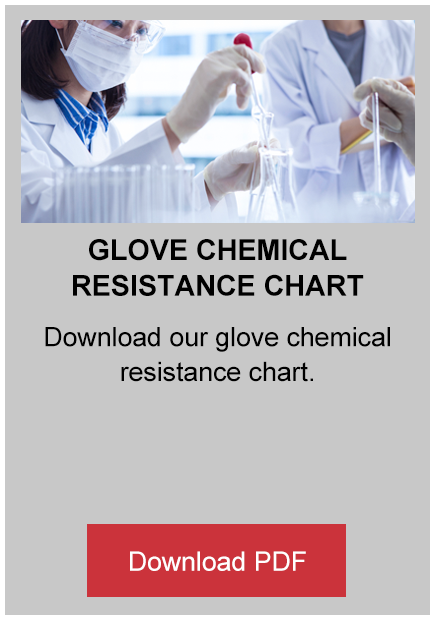 Glove chemical resistance chart button