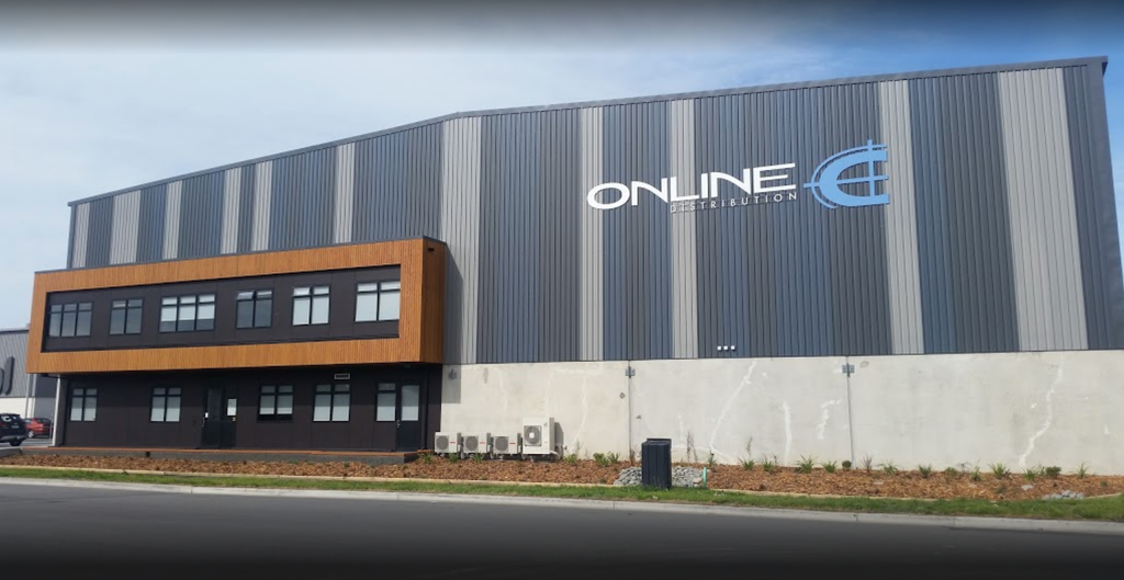 Online Distribution Centre Christchurch