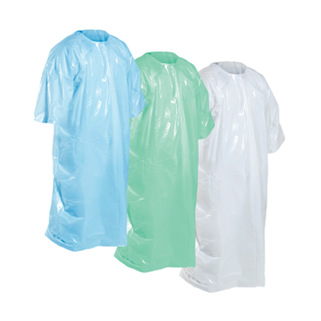 3/4 Splash Jackets LDPE
