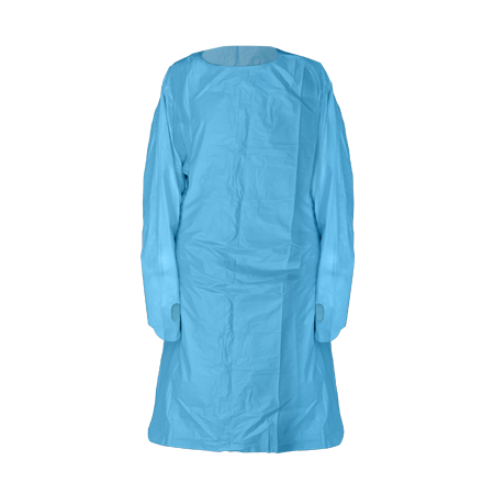 Thumbhook Isolation Gown