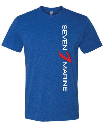 Mens Dark Blue T-shirt