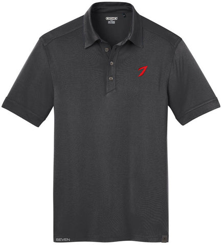 Men's Polo <br>Red Seven