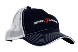 Seven Marine Trucker Hat Navy/White