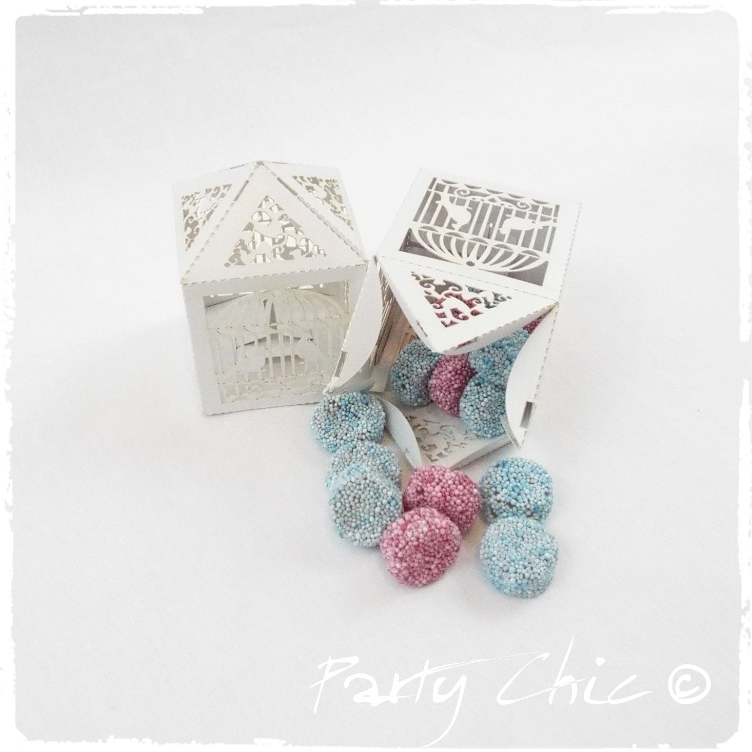 Wedding Favour Boxes | Party Products | Party Chic | Party_Chic.co.za