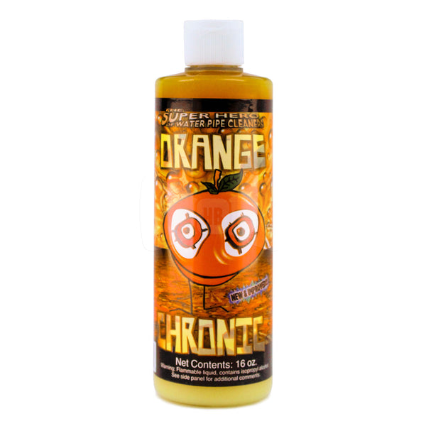 Orange Chronic Glass Cleaner