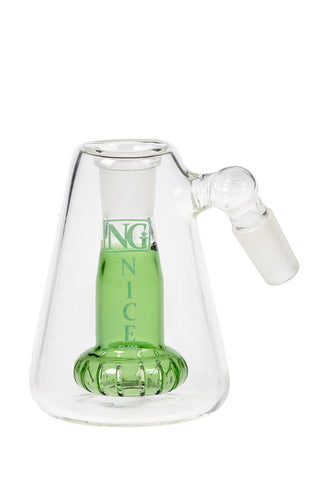 NG 14mm Showerhead Ash Catcher with Cone Chamber