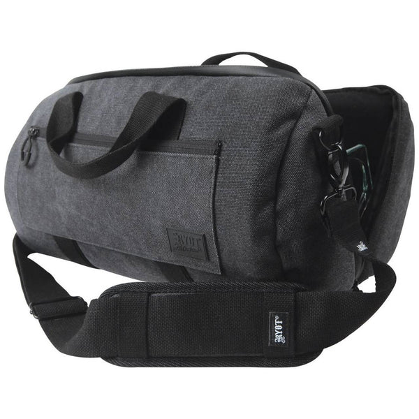 "RYOT 16"" ProDuffle Bag Carbon Series w/ Smellsafe & Lock Technology"