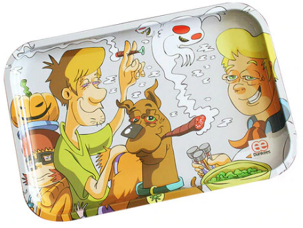 "Dunkees Rolling Trays - 5.5""x7.5"""