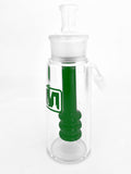 Marley 14mm Removable Triple Tire Perc Ash Catcher