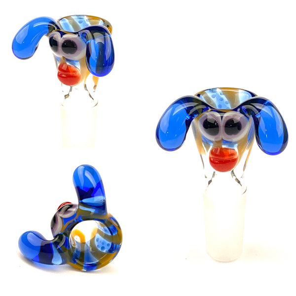 Sweers Glass - 14mm Space Puppies Bowl