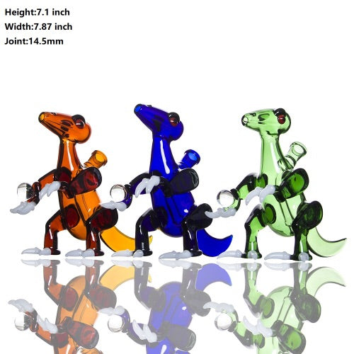 Coloured Dino Oil Rigs With Female Joint