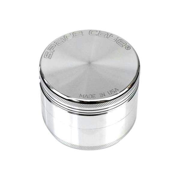"Space Case (Silver) Large 3.5"" 4pc Grinder"