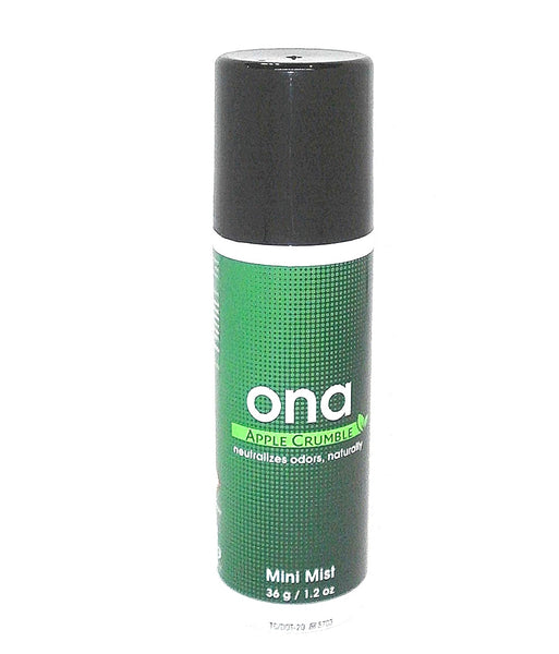 Ona Apple Crumble 36 Gram Mini Mist Spray