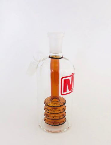 Marley 14mm Quad Tire Perc Ash Catcher