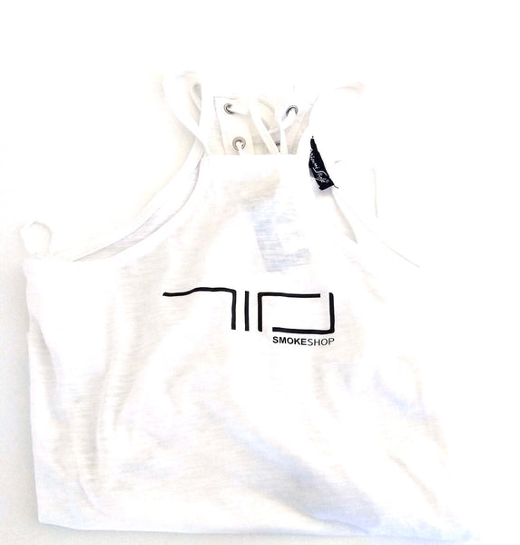 710 Tank Top with Tied Back
