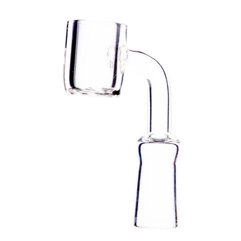 Quartz Banger 14mm  Female Flat Top- 90 Degree