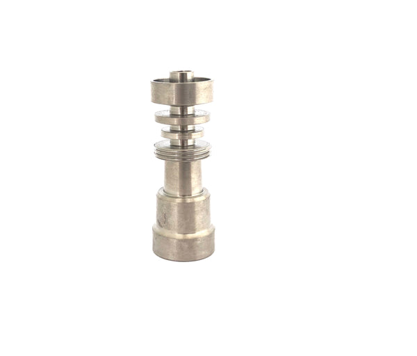 Titanium Domeless Adjustable Nail