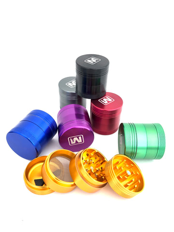 Marley 4 Piece Grinder Small 1.5""