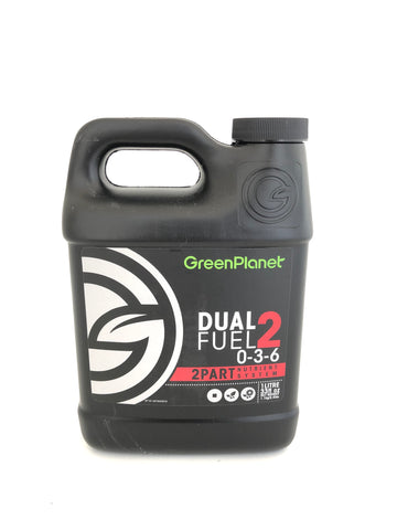 Green Planet Nutrients - Dual Fuel Part 2 - 0-3-6 Requires Part 1&2