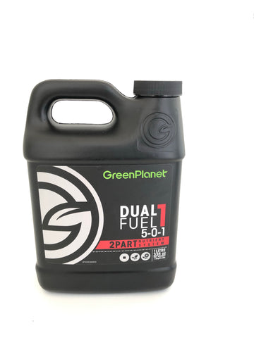 Green Planet Nutrients - Dual Fuel Part 1 - 5-0-1 Requires Part 1&2