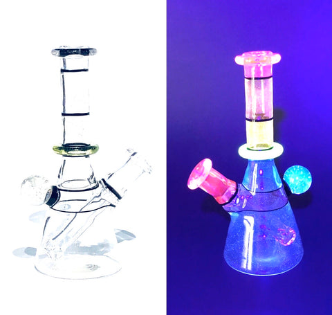 Dustorm Glass - Full Uv Mini Rig - 45 Degree - 10mm