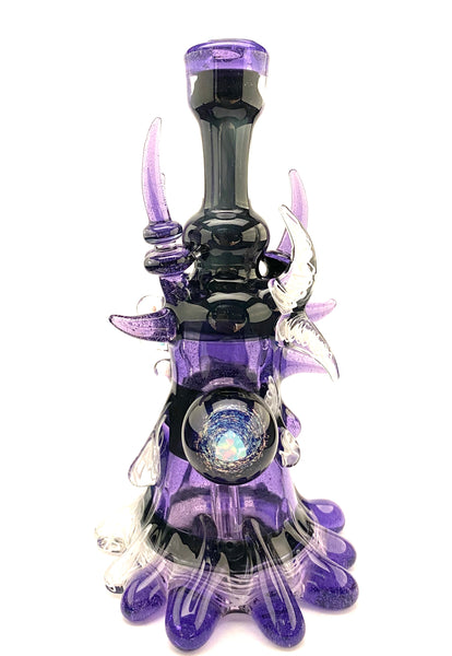 Horn and Opal Attachment 10mm Female by Goolen Glass