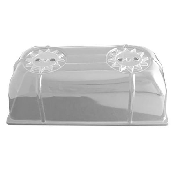 DE LUXE VENTILATED DOME 6.5'' X 21'' X 11''