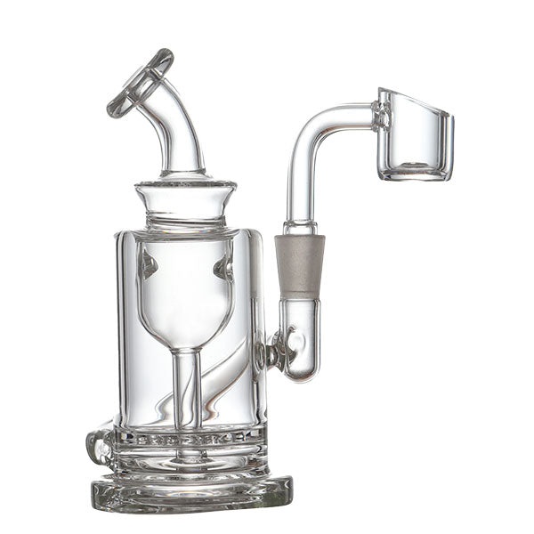 "5"" Mini High End Rig with Banger"