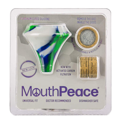 Mouth Peace Starter Set & Replacement Filters by Moose Labs