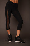 Not So Basic Mesh Legging