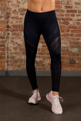 Inversion Legging - Midnight
