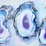 oyster quartet painting