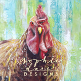 rooster art trends