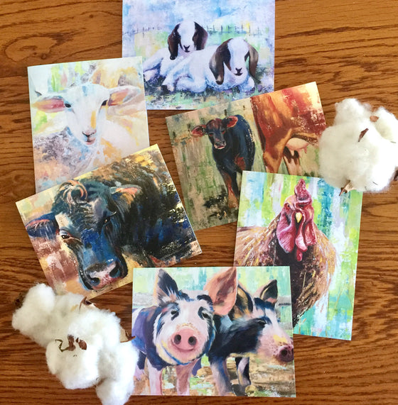 Farmhouse Card Set