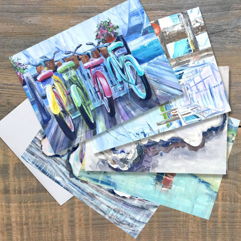 Coastal Card Set