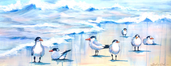 Take Your Tern Print