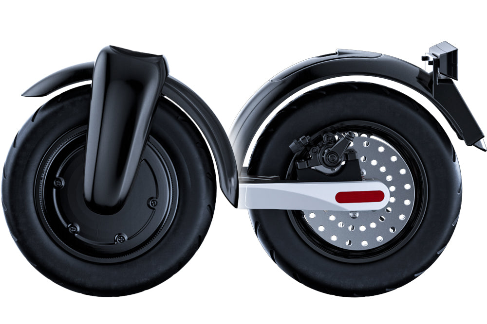 JIVR Scooter Puncture Proof Tyres