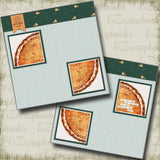 Grateful Heart NPM - 4407 - EZscrapbooks Scrapbook Layouts Family, Thanksgiving