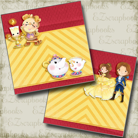 Belle & Friends NPM - 4419