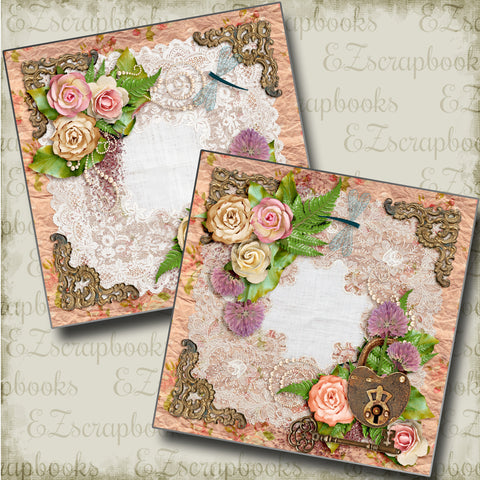Romantic Roses NPM - 4169
