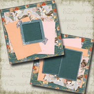 Fall Fairy Papers - 5036