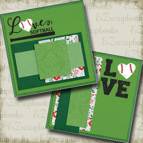 Love Softball - 4965