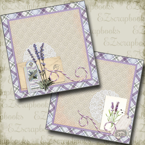 Fields of Lavender NPM - 4241