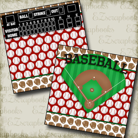 Baseball Diamond NPM - 2525