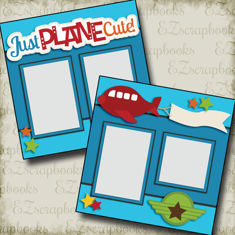 Just Plane Cute - 2556